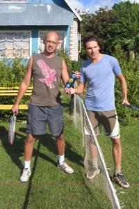 Подходит время финала. Александр Телятников (слева) и Влад Марков. Кто окажется сильнее?