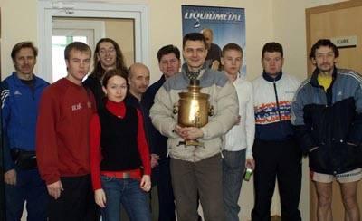 На турнир приехали представители любительского тенниса из Великого Новгорода, Петрозаводска, Луги
