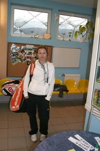 Матвеева Татьяна уверенно идет по дороге к теннисным вершинам