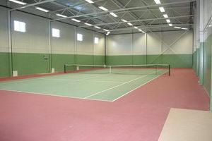 Корт Teraflex - ждет теннисистов