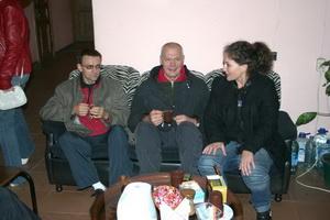 Анелия (на фото справа) рассказывала о психологических нюансах игры
