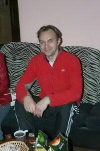 Именинник Александр Киселев