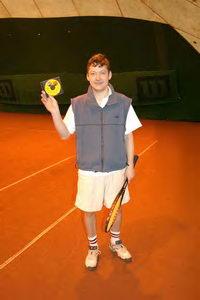 Кирилл Разумов теперь сможет посмотреть на видеозапись своих теннисных ударов