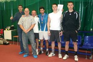 Участники и болельщики турнира на Динамите
