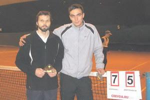 Шлипаков Сергей (на фото слева) и Атрохов Дмитрий - лучшие в верхнем дивизионе