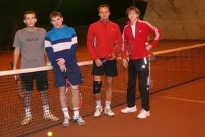 Скоро грянет теннисный бой...
