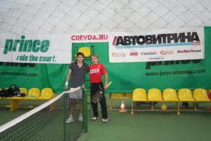 Голуб Андрей (слева) и Кириллов Артем: в калейдоскопе фестивальных эмоций