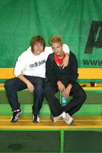 Егоров Илья (слева)  и Умников Иван