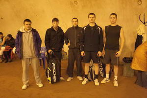 Теннисные рыцари