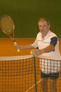 Победитель среднего дивизиона Герман Борис