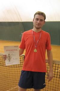 Родионов Алексей победил в нижнем дивизионе