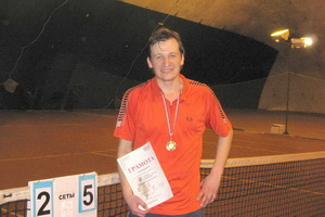 Черноштанов Сергей - победа в среднем дивизионе (Арсенал)