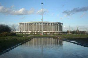 Водный путь к Спортивно-Концертному комплексу