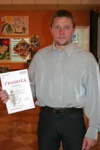 Бусов Александр был сильнейшим в верхнем дивизионе на Динамите