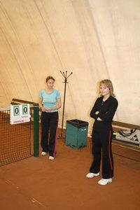 Марова Анастасия (слева) и Ардюкова Галина сразились за звание