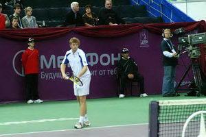 В финале SPbOpen-2008 встретились Андрей Голубев
