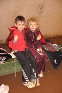 Никита Петров и Вика Рабенау вместе готовились к предстоящему финалу