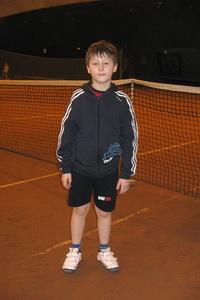 Александр Иванов стал третьим в возрасте 7-9 лет