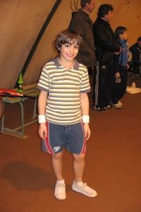Даниил Рябенький стал третьим в возрасте 9-14 лет