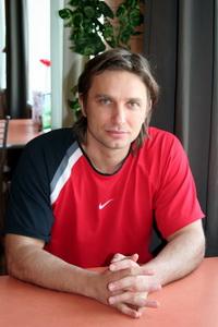Игорь Корниенко - человек и теннисист