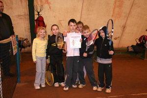 Участники турнира в разряде 7-9 лет
