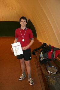 Ковалев Кирилл победил в сетке 9-14 лет