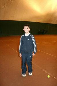 Родион Старченко - финалист турнира 9-14 лет