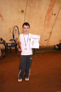 Никита Шалаев - победитель в возрастной категории 7-9 лет