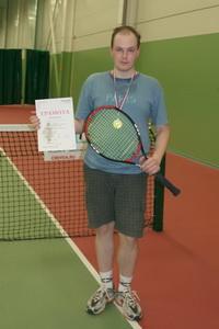 Алексей Никитин победил в первой сетке нижнего дивизиона