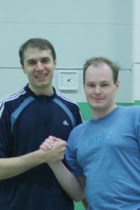 Два Алексея - Сосновый (Л) и Никитин