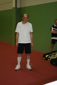 Финалист среднего дивизиона Леонид Блинов