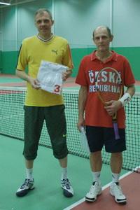 Александр Солдатов (Л) и Леонид Блинов