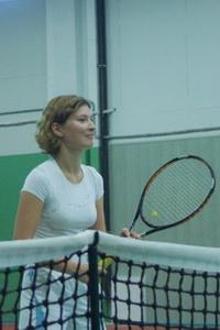 Теннисное вдохновение