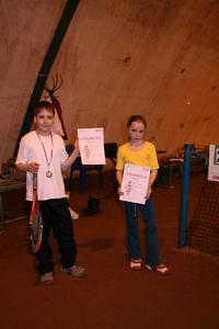 В категории 9-14 лет победил Хадаев Артур, финалист - Булатникова Даша