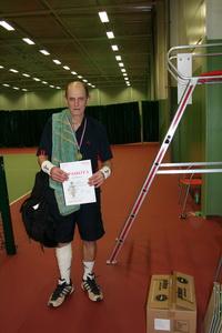 Леонид Блинов стал победителем в среднем дивизионе