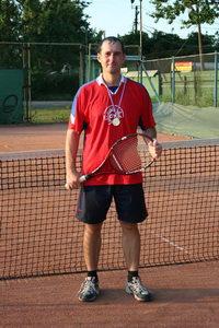 Шаповалов Алексей - победитель турнира Creyda 9 августа в среднем дивизионе
