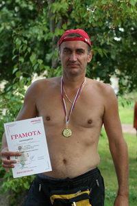 Андрей Васильев - победитель турнира 16-23 августа в нижнем дивизионе
