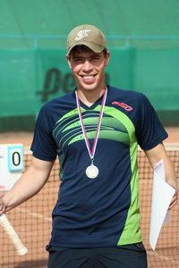 Ермолин Игорь - победитель турнира 16-23 августа в среднепм дивизионе