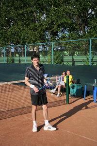 Андрей Голуб - победитель турнира 23 августа в среднем дивизионе