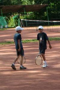 Два брата – будущие чемпионы