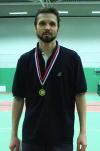 Сергей Шлипаков одержал победу в среднем дивизионе
