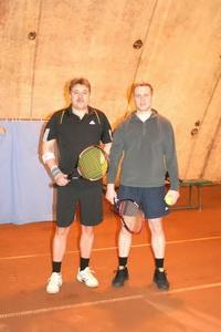 Герман Щукин (на фото слева) и Дмитрий Федорин