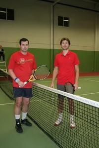 Ярослав Черлов (на фото слева) и Малик Алан