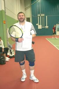 Сергей Капшай - победитель нижнего дивизиона