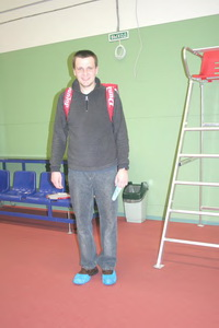 Финалист в нижнем дивизионе Нидзиев Иван