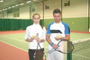 Меньшикова Екатерина и Горпинко Сергей победили в миксте