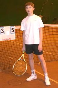 Третье место занял Владислав Лошков