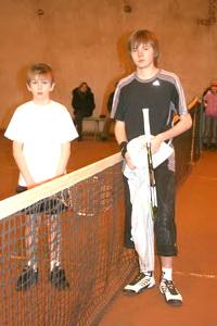 Якушин Олег (на фото слева) и Егор Воронов