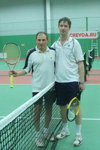 Борис Герман (на фото слева) и Сергей Житин