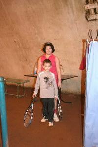 Петров Никита (на фото - помладше) и Булаева Дарья
